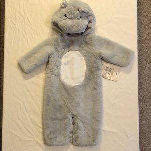 Pottery Barn Baby Hippo Costume